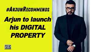 Arjun to launch his DIGITAL PROPERTY called 'Arjun Recommends' [Video]