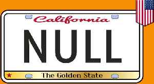 Geek gets $12,000 in parking tickets after 'NULL' plate backfires [Video]