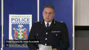Thames Valley Police pay tribute to PC Andrew Harper [Video]