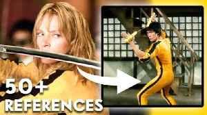 All 58 References in Kill Bill Vol. 1 [Video]