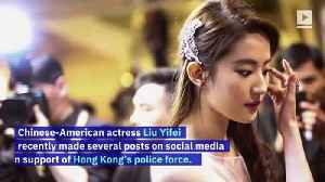 Fans Call for Boycott of 'Mulan' After Lead Actress Supports Hong Kong Police [Video]