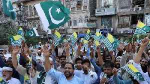 Kashmir crisis: what's going on and why does it matter? [Video]