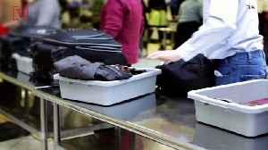 TSA Agents Discover Passenger's 6-Inch Long Knife Shaped Gun [Video]