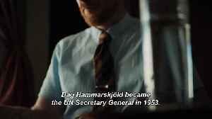 Cold Case Hammarskjöld Movie Clip - Hammarskjöld the Flaming Idealist [Video]