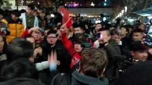 Tempers Flare as Pro-China and Pro-Hong Kong Democracy Protesters Face Off in Melbourne [Video]