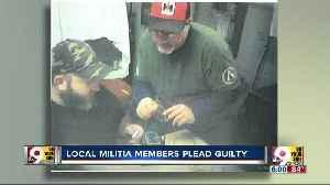 Local militia members cut plea deal with federal prosecutors [Video]