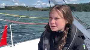 'I might feel a bit seasick but I can live with it' [Video]