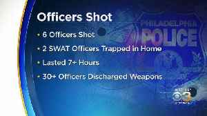 News video: North Philadelphia Police Shooting By The Numbers