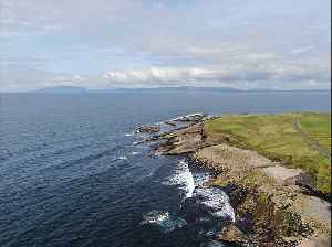 Drone footage captures Ireland's spectacular Northwest coastline [Video]