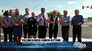 Major road project on southeast side finished [Video]
