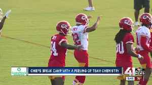 Chiefs break training camp in St. Joe [Video]