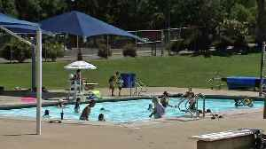 Beating the Heat in Concord: Just Add Water [Video]