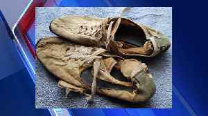 Sacramento Man's 'Funky, Old' Nikes Sell for $50,000 [Video]