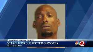 Search on for suspected shooter in Daytona Beach [Video]