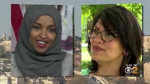 2 Muslim Congresswomen Banned From Israel [Video]