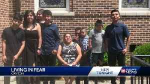 Canton family speaks about living in fear [Video]