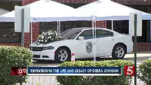 Friends, family remember TDOC administrator Debra Johnson at visitation [Video]