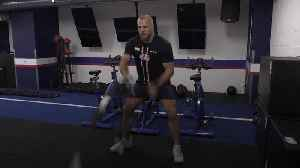 James Haskell's no-nonsense F45 gym routine for a stronger physique [Video]