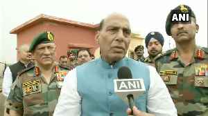 News video: Rajnath Singh hints at change in no first use policy on nuclear weapons