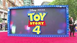 News video: 'Toy Story 4' gives Disney bosses their first five $1 billion movies in a year