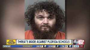 Citrus Co. man will not be charged for threatening to 'shoot up' school, officials say [Video]