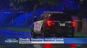 1 Dead Following Overnight Shooting In North Minneapolis [Video]