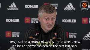 Solskjaer backs Sanchez to revive Man United career [Video]