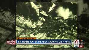 On 60th anniversary, firefighters highlight changes deadly Southwest Boulevard fire created [Video]