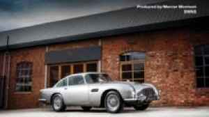 Aston Martin Used In 2 Classic James Bond Films Complete With Gadgets Sold For Record Breaking $6.3 Million! [Video]
