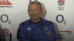 Eddie Jones on Ruaridh McConnochie's 'soreness' ahead of Wales clash [Video]