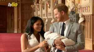 Baby Archie Has Red Hair Like Prince Harry, So What Did His Grandpa Think? [Video]