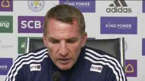Rodgers: Lampard perfect for Chelsea [Video]