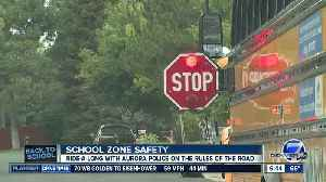 Police reminding residents to stop for stopped school buses [Video]