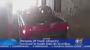 Images Of Truck Suspected In South Side Hit And Run [Video]