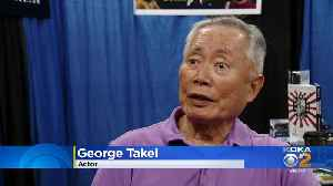 George Takei Loves Pittsburgh! [Video]
