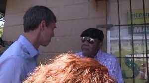 News video: Democratic presidential hopeful speaks to Canton residents