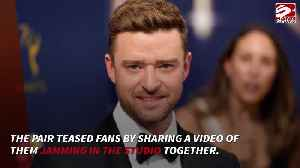 Justin Timberlake and Lizzo to collaborate? [Video]