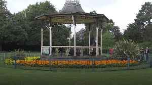 Bowie's Beckenham bandstand becomes Grade II listed [Video]