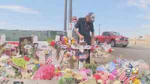 News video: Hundreds Expected At El Paso Shooting Victim's Funeral After Widower Invites Public
