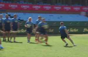 News video: Springboks, Argentina ready for rugby battle