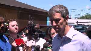 O'Rourke in Mississippi because of immigration raids [Video]