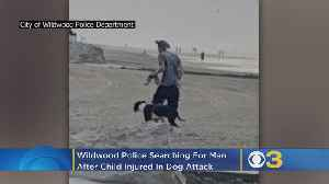Wildwood Police Searching For Man After Child Severely Injured In Dog Attack [Video]