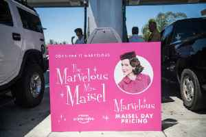 News video: 'Maisel Day' in Los Angeles Offers 1950s-Inspired Prices