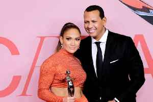 News video: Jennifer Lopez Gives Alex Rodriguez a Vintage Car for His Birthday