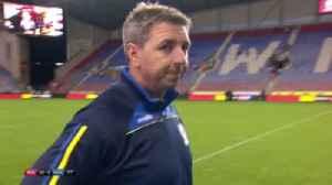 Price: Wigan were too good [Video]