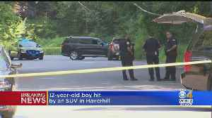 Haverhill Boy Seriously Injured After Being Hit By Car [Video]