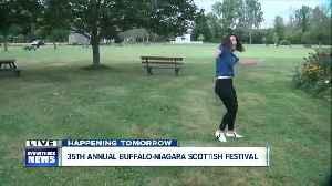 35th Annual Buffalo-Niagara Scottish Festival [Video]