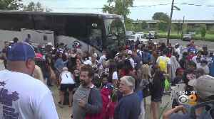 Hundreds Travel To PA To Cheer On NJ Little League World Series [Video]