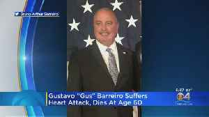 Former Florida Representative Gustavo 'Gus' Barreiro Suffers Heart Attack, Dies At Age 60 [Video]