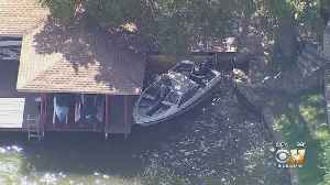 3-Year-Old Found Alone In Boat On Lake Granbury, Father Still Missing [Video]